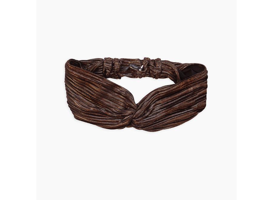 Twist Headband Metallic