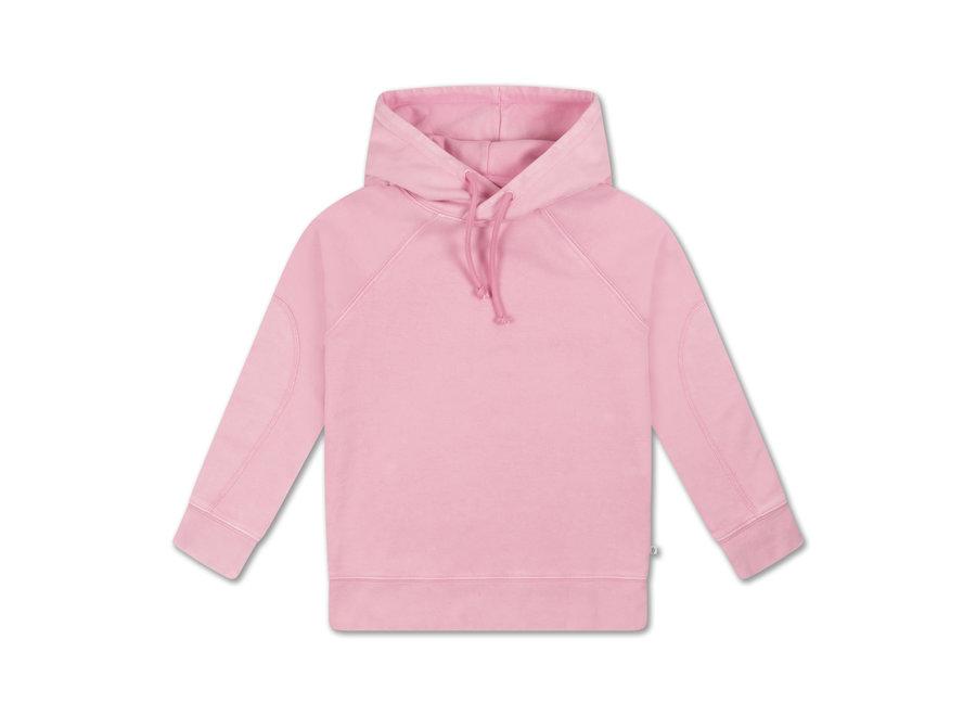 hoodie washed begonia