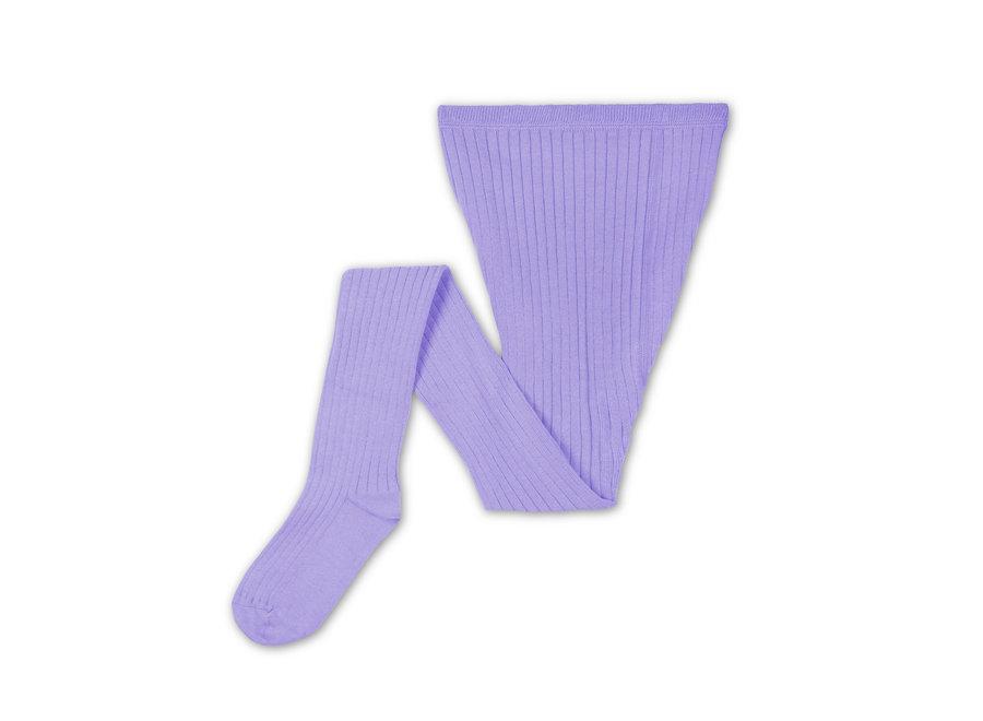 tights greyish violet