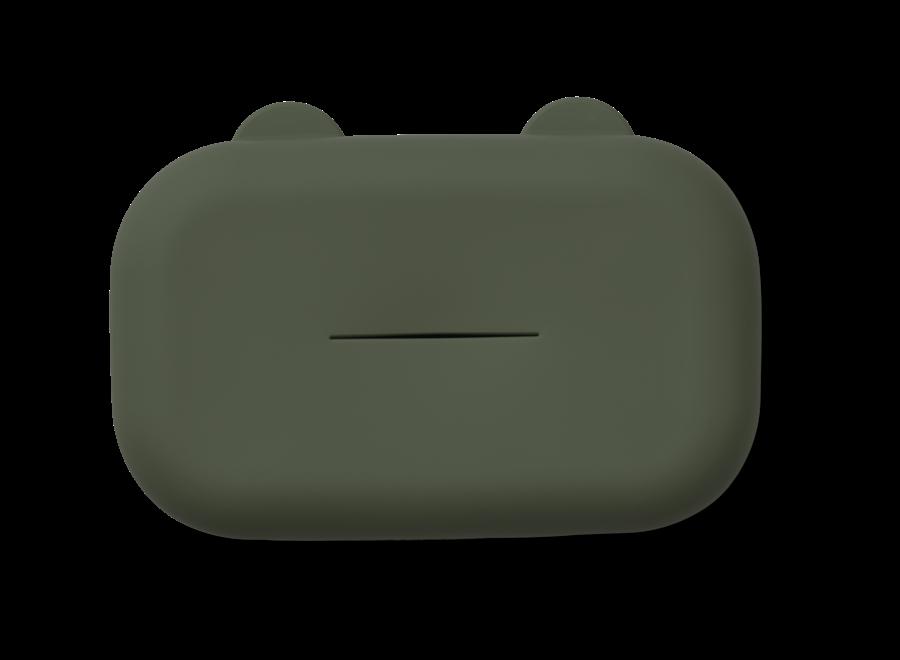 Emi wet wipes cover Hunter green