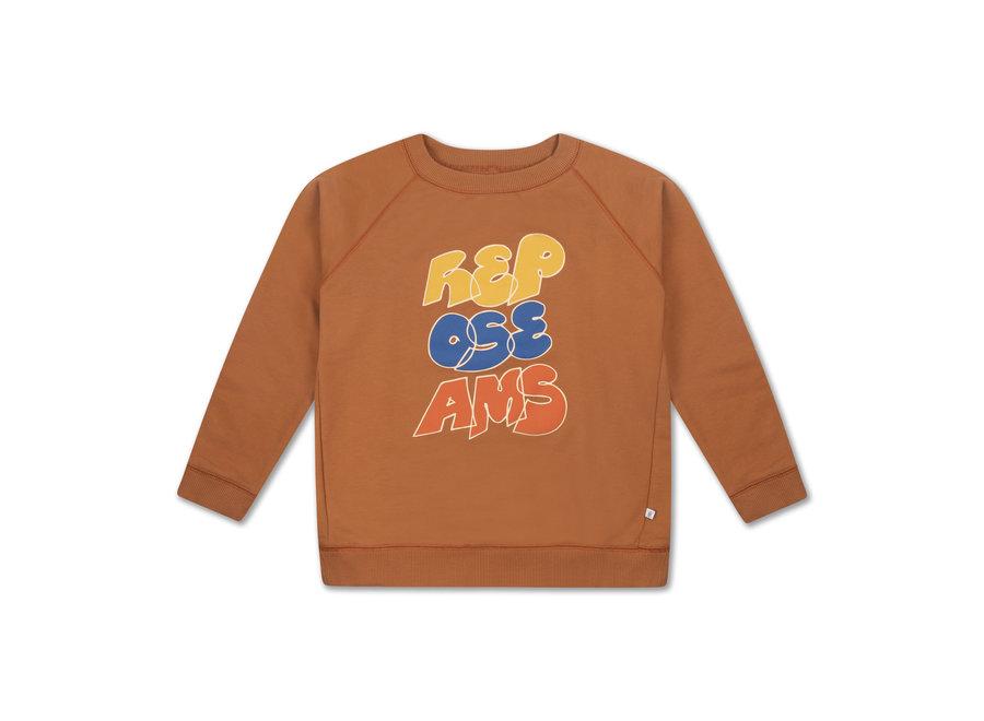 Classic sweater warm hazel