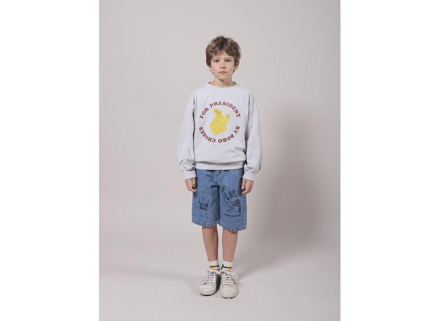 Fingers Crossed Sweatshirt KID