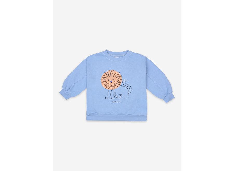 Pet A Lion Sweatshirt KID