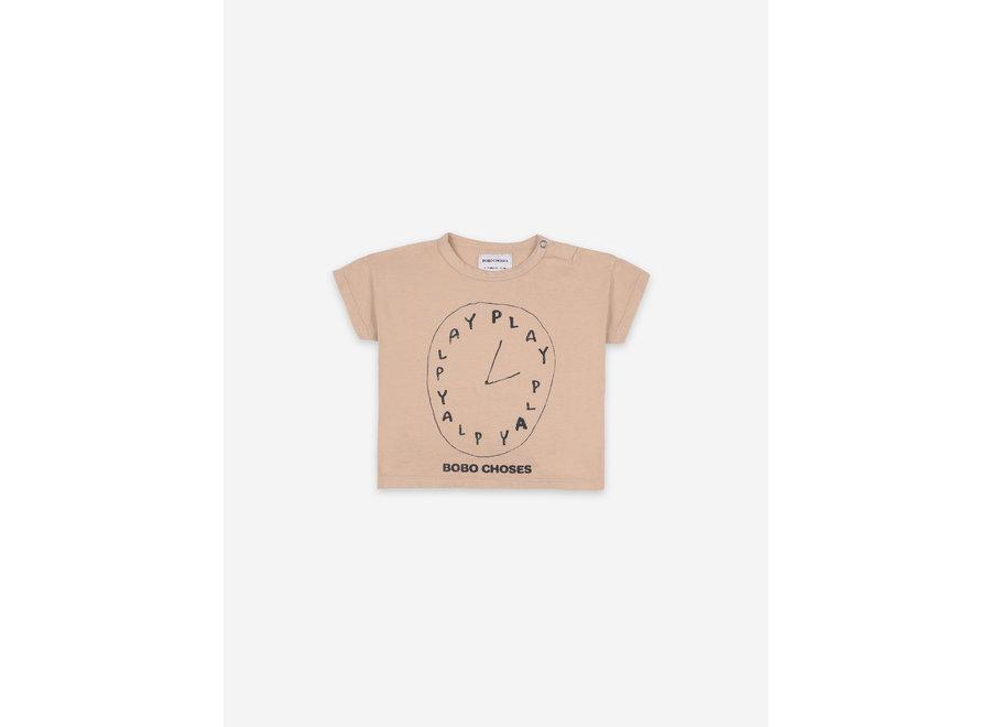 Playtime Short Sleeve T-shirt BABY