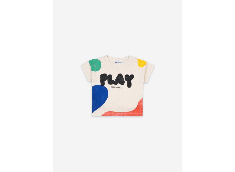 Play Landscape Short Sleeve T-shirt BABY