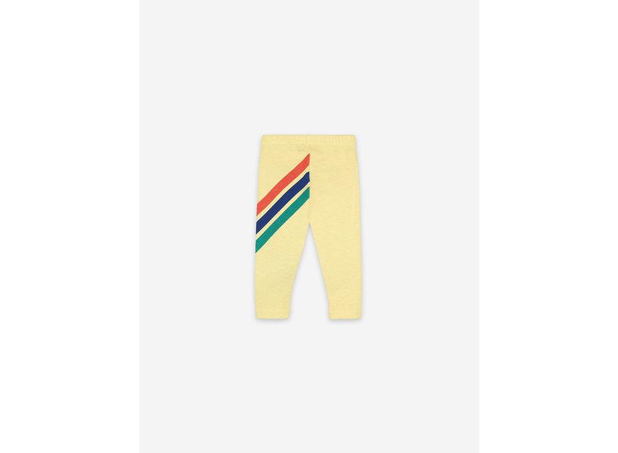 Crosswise Stripes Leggings BABY
