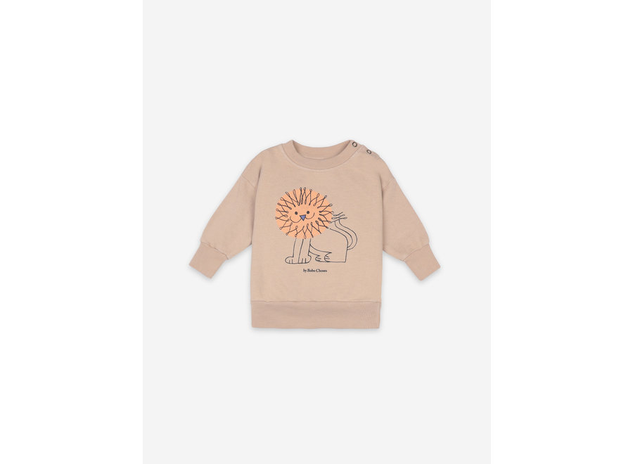 Pet A Lion Sweatshirt BABY