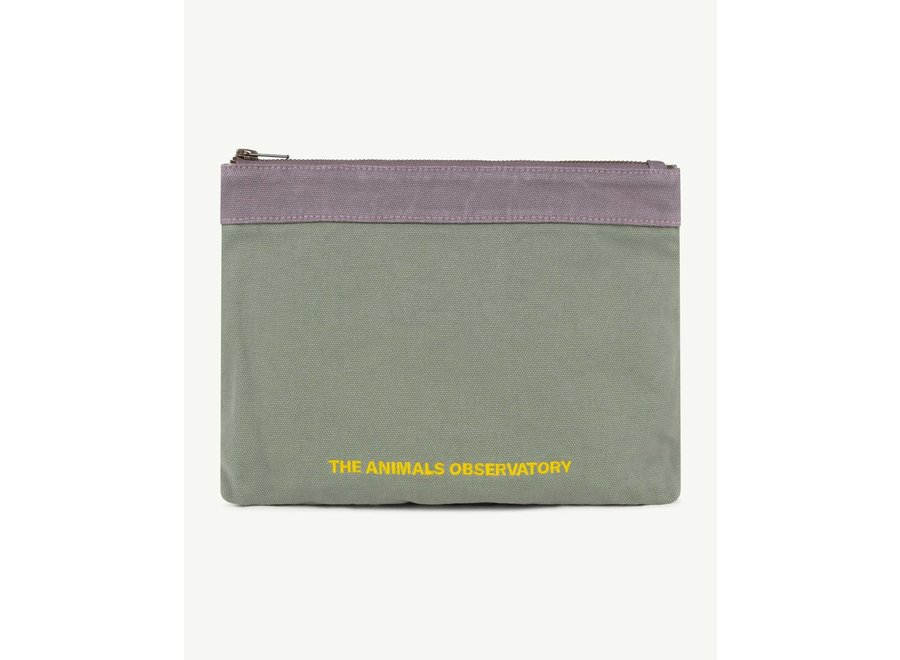 Pouch Military Green The Animals
