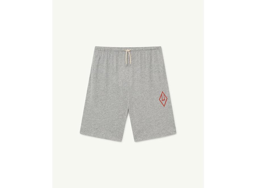 Mole Kids Trousers Grey Logo