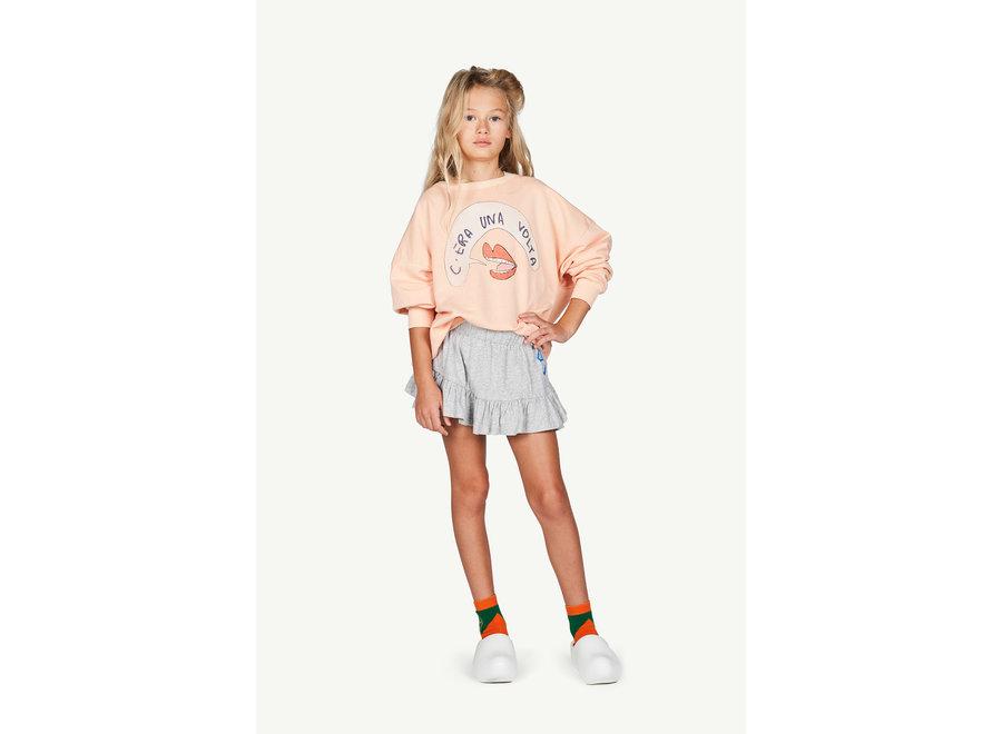 Bear Kids Sweatshirt Peachy Mouth
