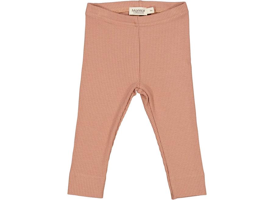 Leg Modal Pants Rose Brown