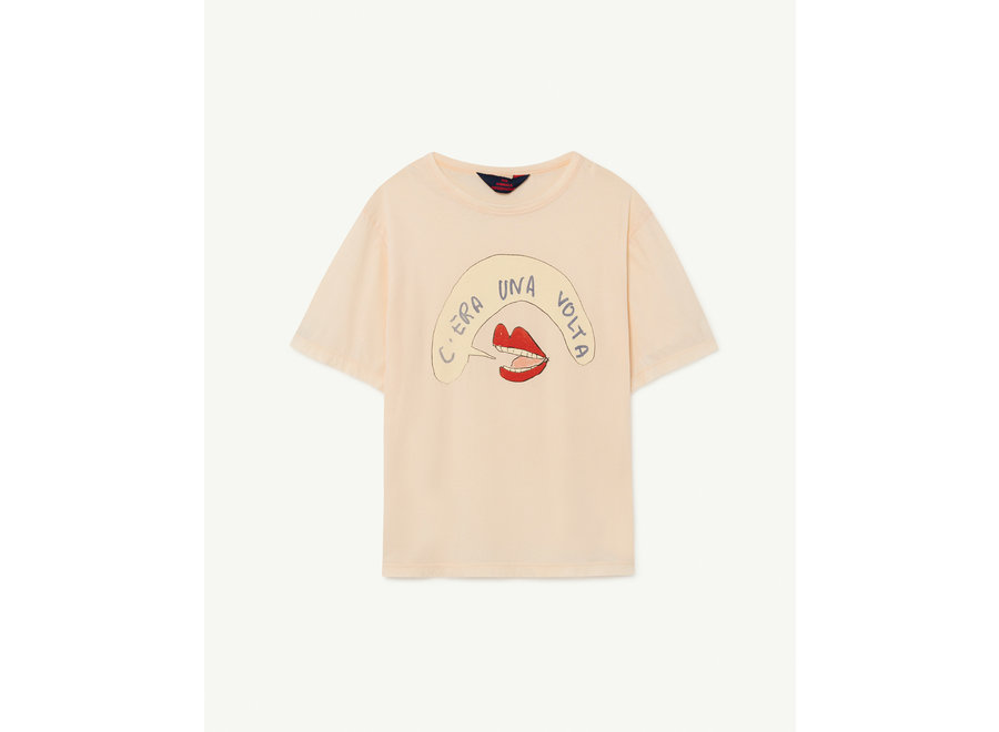 Rooster Oversize Kids + T-shirt Peachy Mouth