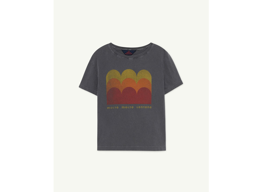 Rooster Kids + T-shirt Black Molto