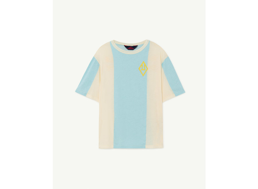 Rooster Oversize Kids + T-shirt White Stripes