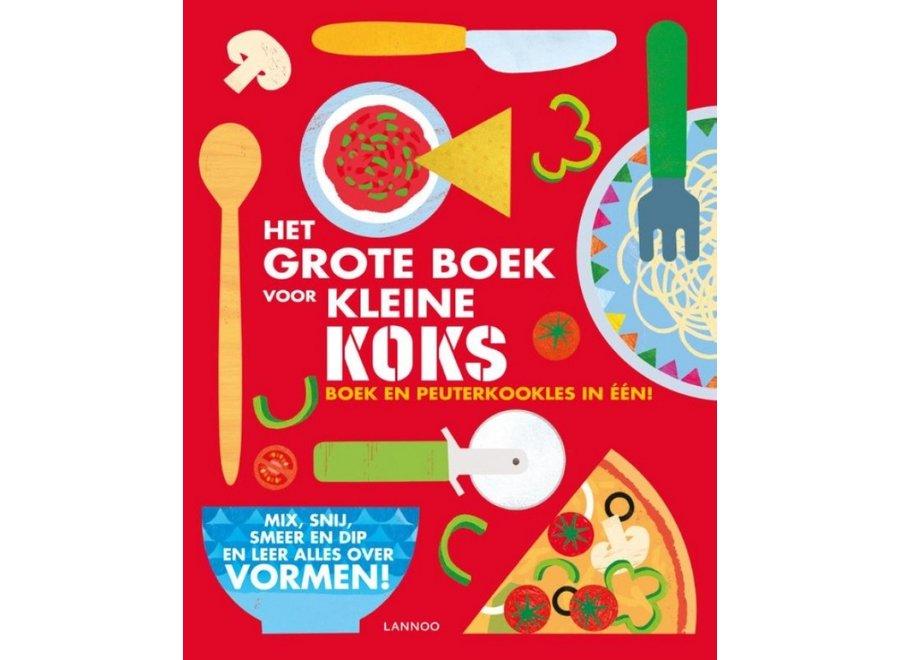 Het grote boek voor kleine koks // Terra Lannoo