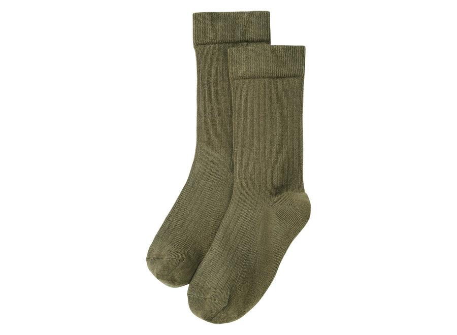 Socks Sage Green