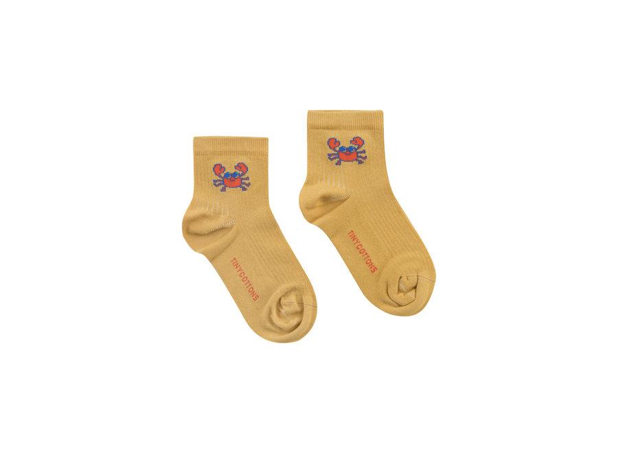 Crab Short Socks