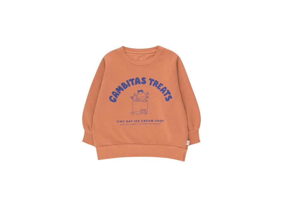 Gambita Treats Sweatshirt KID