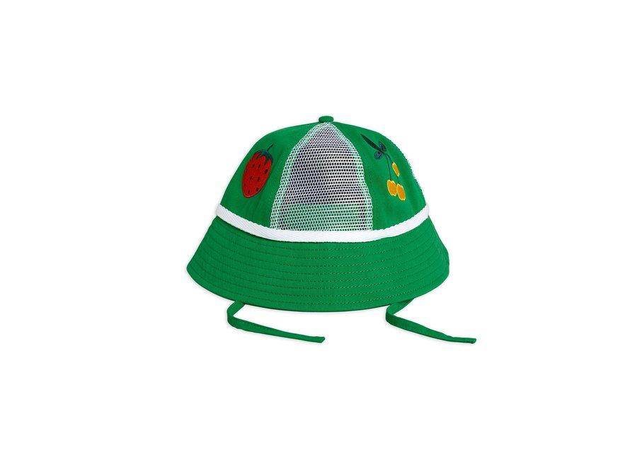 Mesh Sun Hat Green