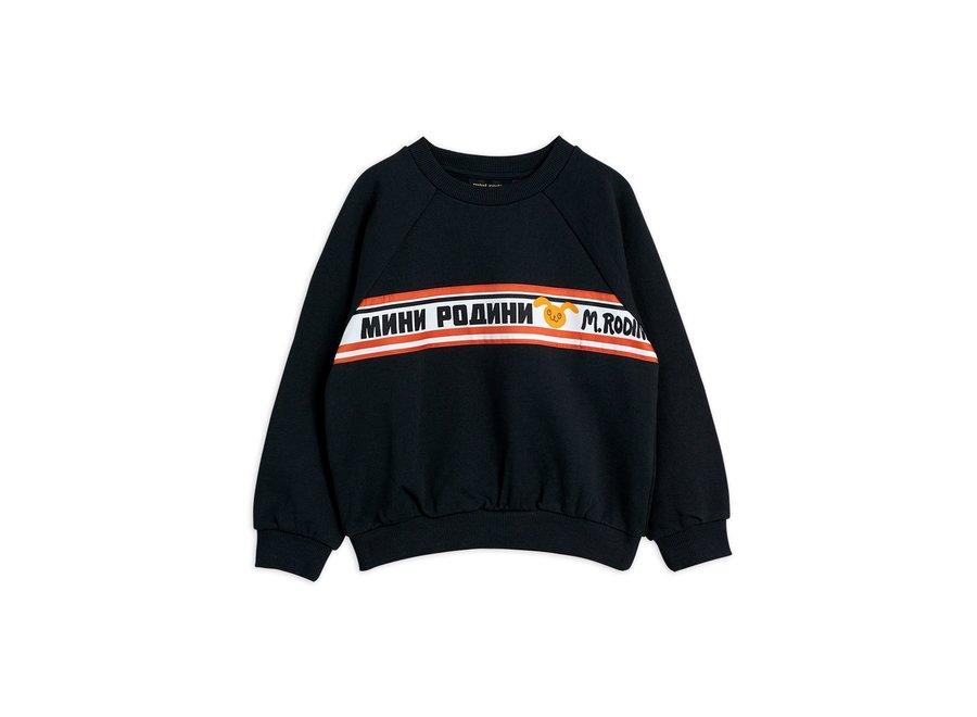 Moscow Sweatshirt Black