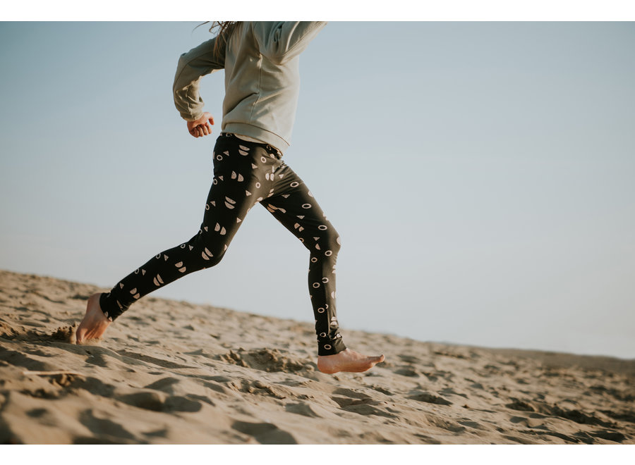 Legging Print Abstract