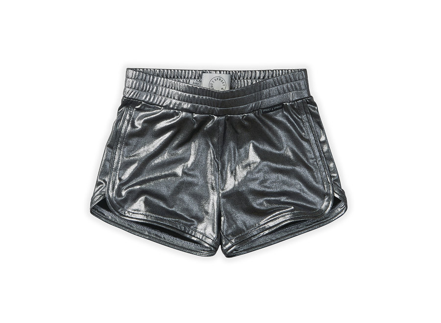 Sport Short Metallic