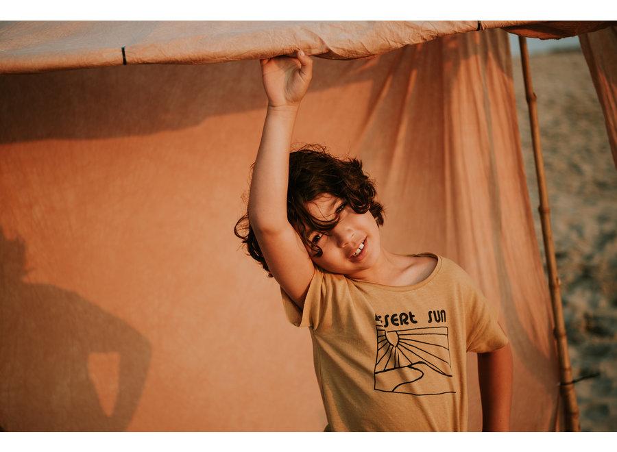 T-shirt Desert Sun