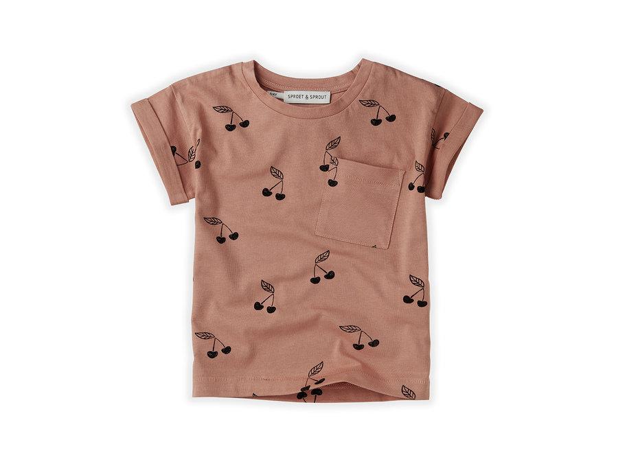 T-shirt Print Cherry