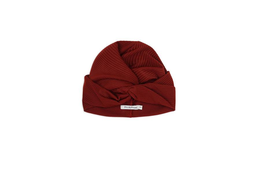 UV bonnet deepest brick