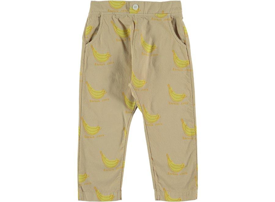 Baggy trouser banana siesta