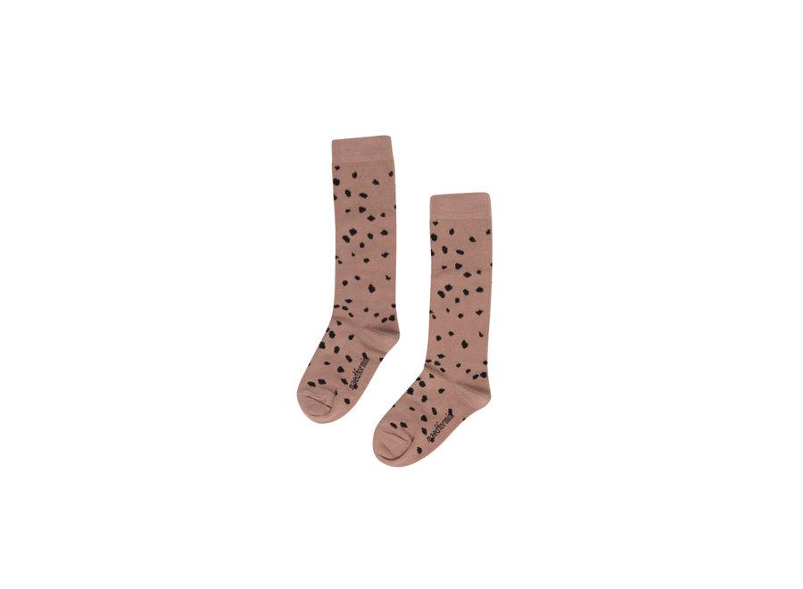 Sahara leopard Socks