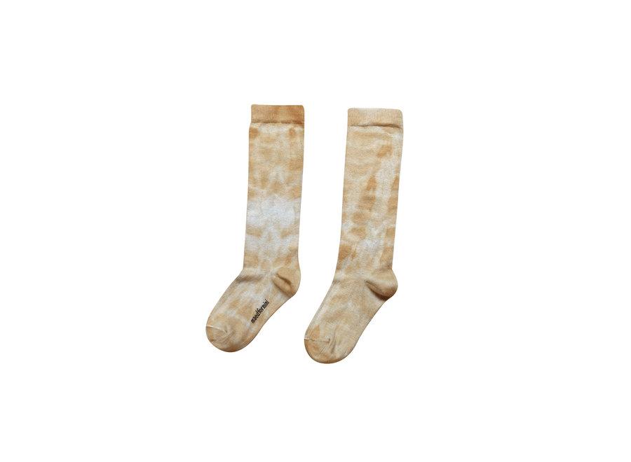 Splotchy shrew Socks