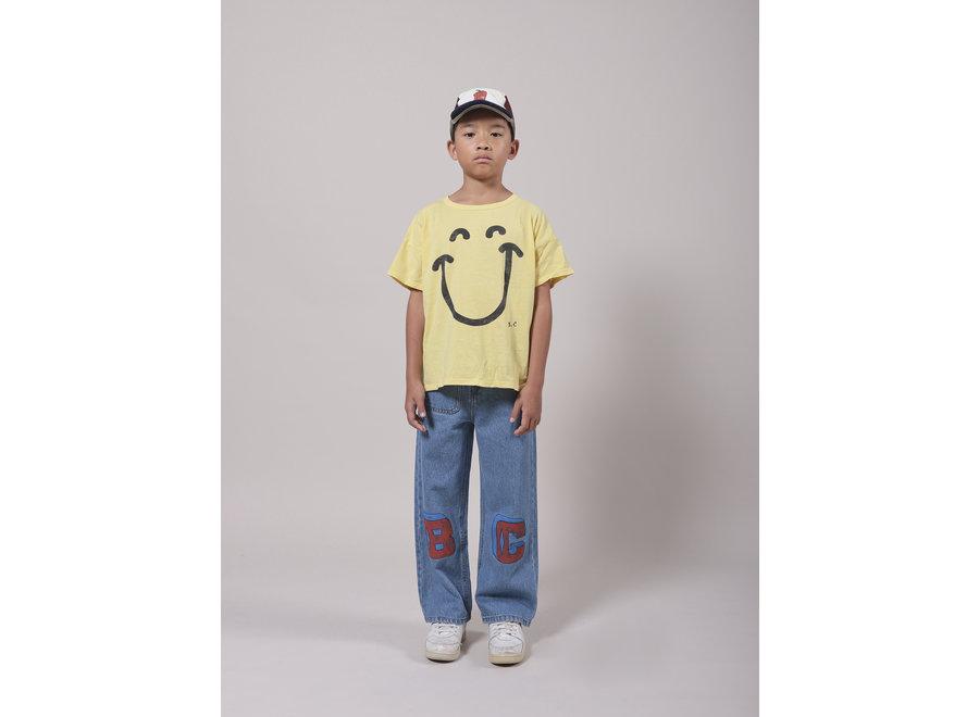 Big Smile Short Sleeve T-Shirt KID