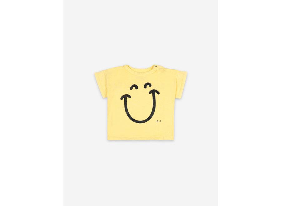 Big Smile Short Sleeve T-shirt BABY