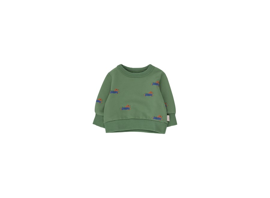 Doggy Paddle Baby Sweatshirt BABY
