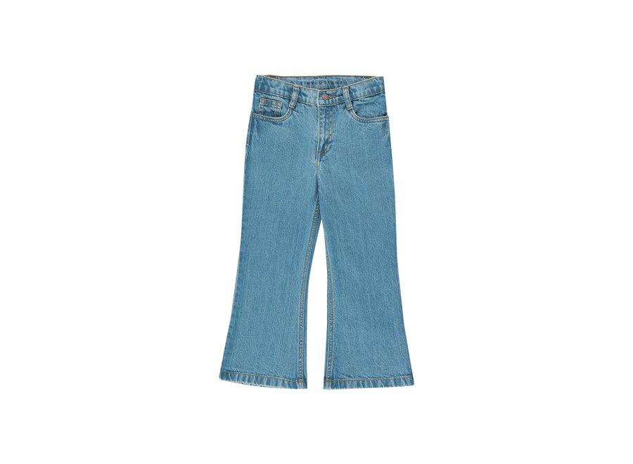Bootcut Jeans light denim