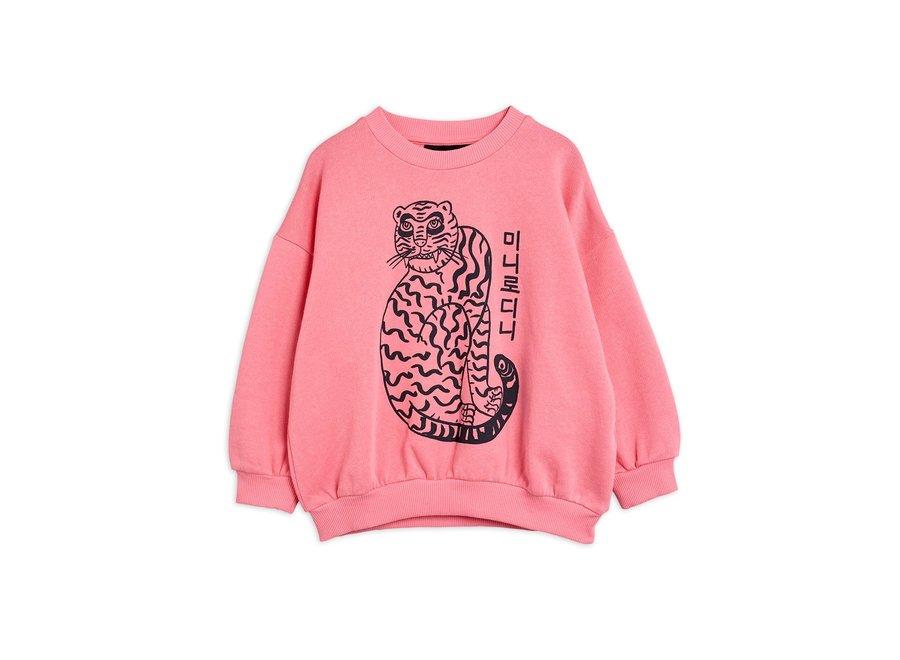 Tiger sp sweatshirt pink