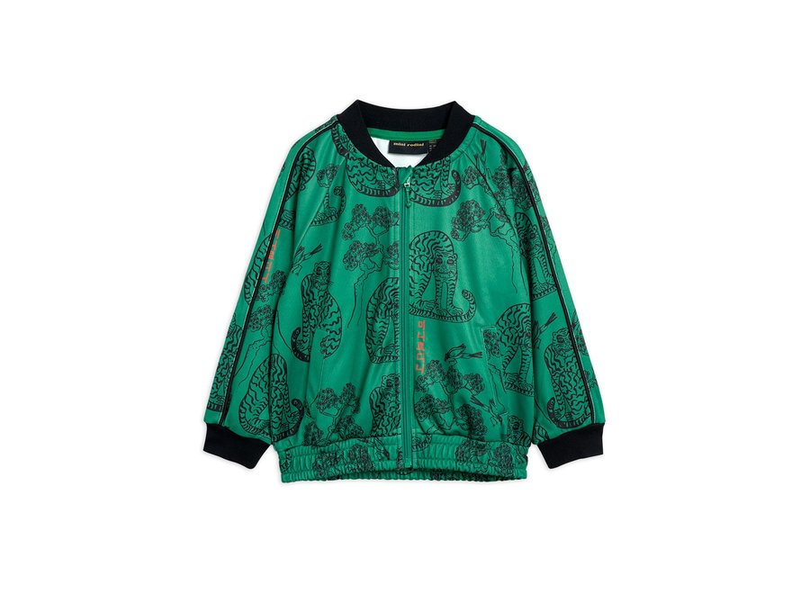 Tigers wct jacket green