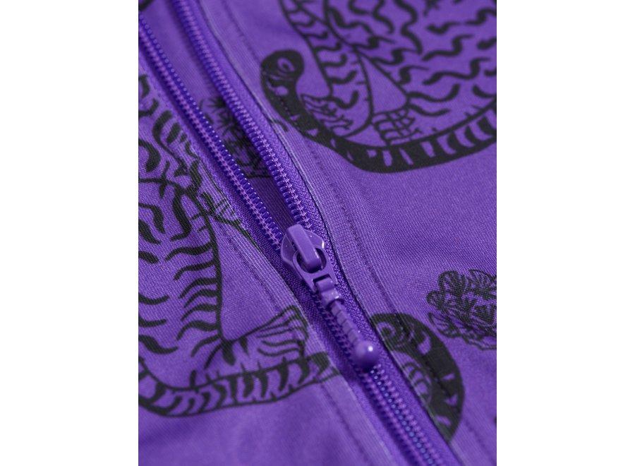 Tigers wct jacket purple