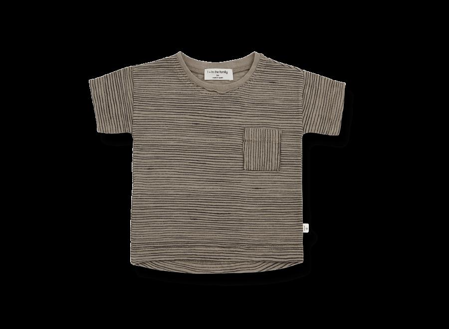 BERNAT s.sleeve t-shirt khaki