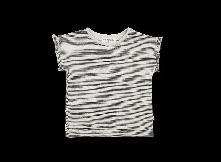 ISONA girly t-shirt stone