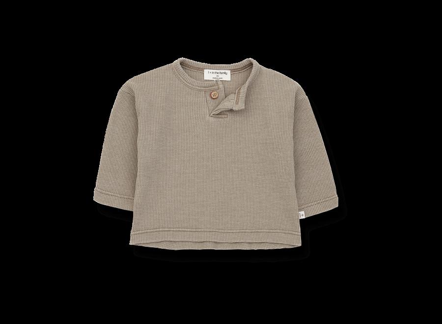 ISMAEL t-shirt khaki