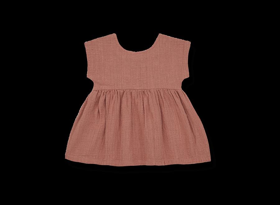 BRUNA dress roibos