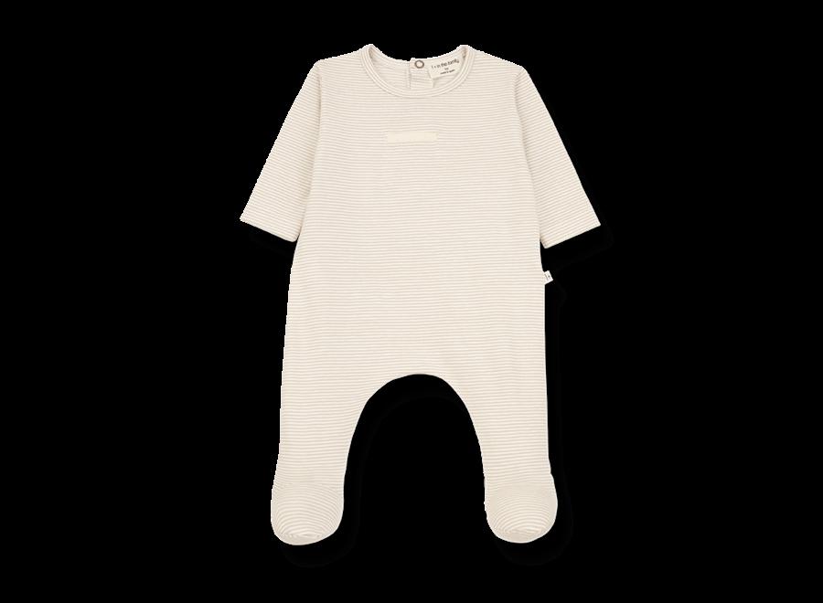DIDAC jumpsuit beige