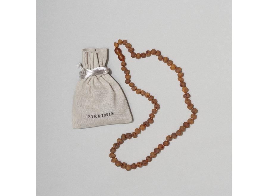 Necklace Raw Caramel