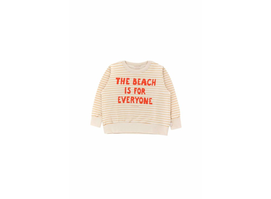 Manifesto Stripes Sweatshirt KID