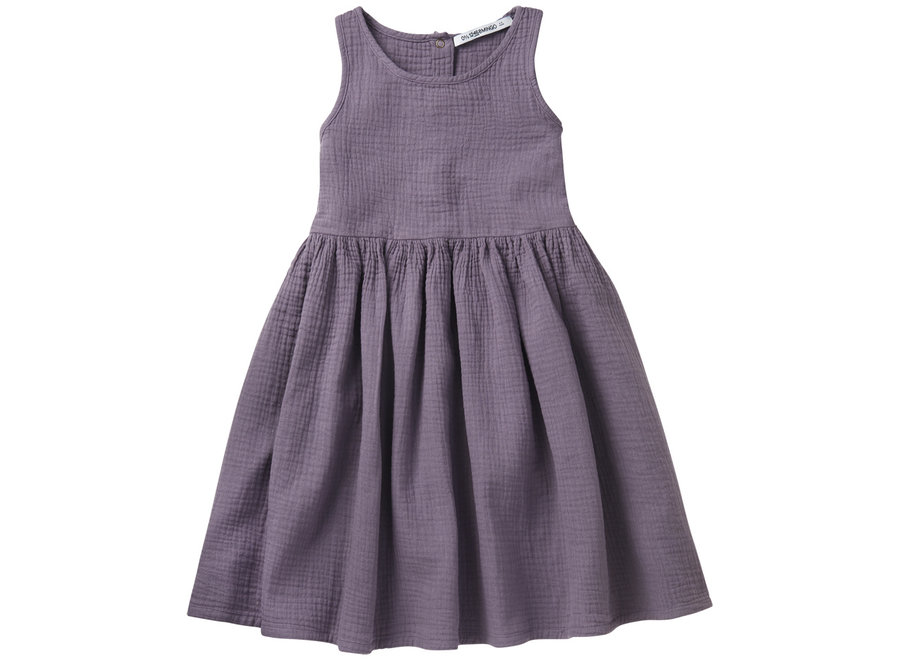 Muslin Dress Lavender