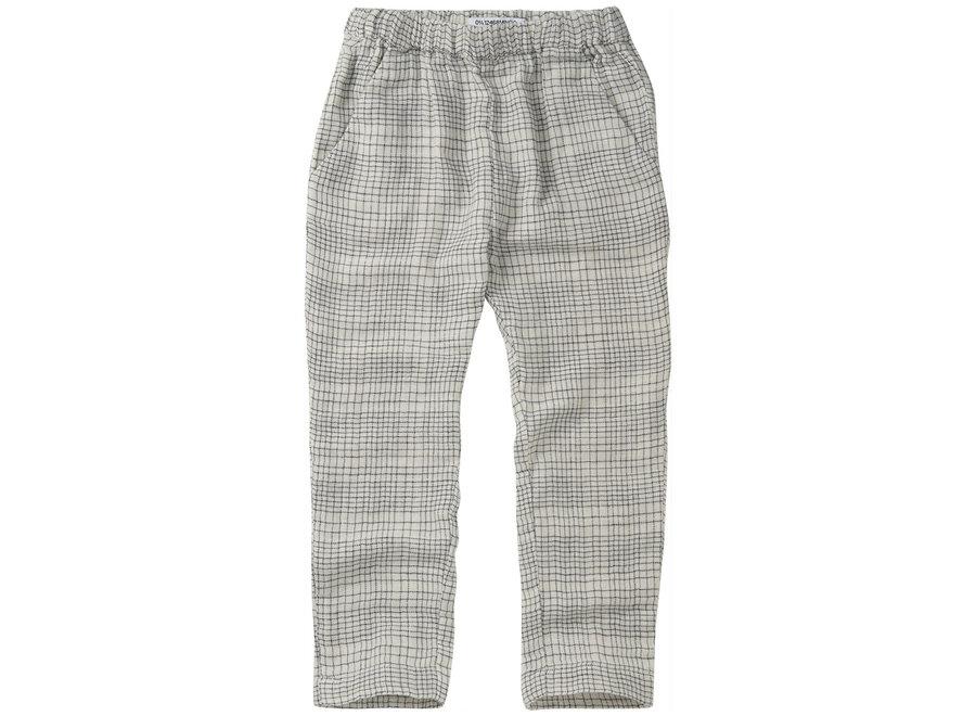 Tapered Trouser Block Pattern