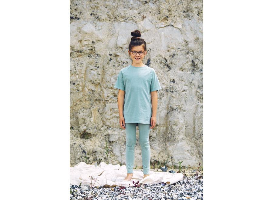 T-shirt Sea Foam