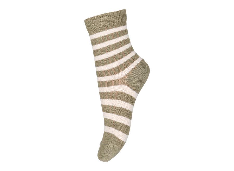Eli socks 3009 safari green